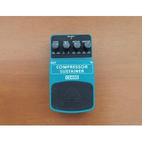 Pedal De Guitarra Behringer- Compressor