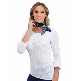 Sweater Hilo Manga 3/4- Mauro Sergio Sweaters- Art 657