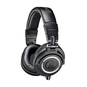 Fone De Ouvido Audio-technica Ath-m50x - Preto