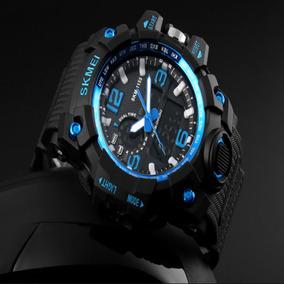 Relógios Masculino Esportivo Skmei 1155 Estilo Digital Barat