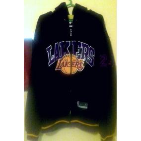 Polera Casaca Oficial De Basket Nba De Los Angeles Lakers f9a1c57eef26b
