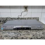 Dvd Player Pioneer Dv De Mesa Funciona Ok ! Dvd Cd Mp3