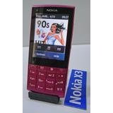 Celular Nokia X3-02 , Touch ( Liberado ) Chips 3g Y 4g