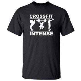 3b5575504ff60 Crossfit Camisa - Camisetas e Blusas no Mercado Livre Brasil