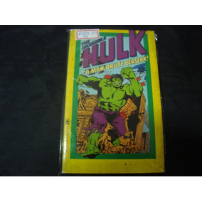 Cx Delta 67 05 - The Incredible Hulk A Man Brute Berserk !