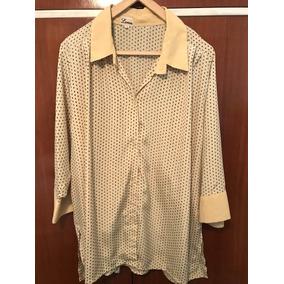 2ec31a689 Camisas Con Puntos Mujer - Ropa y Accesorios Amarillo en Mercado ...