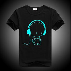 a6b63257ee Camisetas Negras - Camisetas de Hombre en Santander en Mercado Libre ...