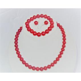 f6e7ebe25ffb Collar Y Pulsera De Jade Hombre Joyeria - Joyas y Relojes en Mercado ...