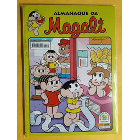 Revista Alamanaque Da Magali N°61