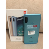 Smartphone Mi A2 Lite 64gb+4gb Ram Blue
