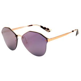 Oculos Prada Espelhado Dourado - Óculos no Mercado Livre Brasil f340edd34d