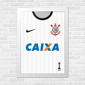 Escudo Do Corinthians Para Parede - Quadros Decorativos no Mercado ... 2183d3b96b117