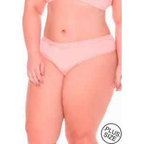 3679d5372 Calcinha Plus Size - Calcinhas Femininas Terracota no Mercado Livre ...