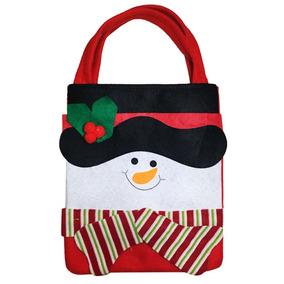 Bolsa Lindo Navidad Regalo Navidad 2pcs