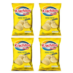Packs Krachitos Tradicional 300g X4u
