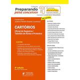 Livro Cartórios: Oficial De Registros / Tabelião De Nota
