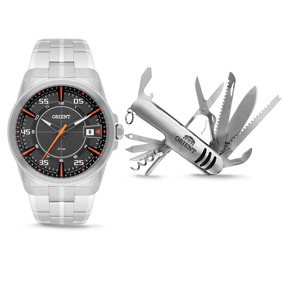 8e734cb14db Relogio Orient Laranja - Relógio Orient Masculino no Mercado Livre ...