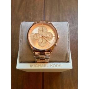 Relogio Michael Kors Womens Mk6553 Slater 12x S  Juros 693d27d0f1
