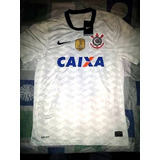 Polera Original Nike Dri-fit Corinthians