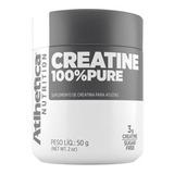 Creatine 100% Pure 50gr Atlhetica
