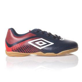 Vermelho Umbro Tenis Futsal Falcao Branco Marinho - Chuteiras para ... 3a5f2d878b687