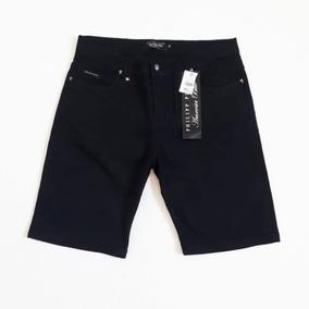 Bermuda Jeans Masculina Fellipe Plen John John Diesel Armani