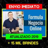 Formula Negócio Online Fno Alex Vargas Atualizado 2019 +brin