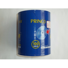 Cd Princo Torre De 50 Y De 100 Cd`s Sellados Con Garantía