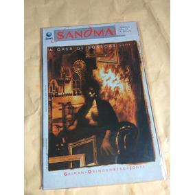 Hq Sandman A Casa Das Bonecas Parte 7 - Editora Globo