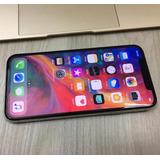 iPhone X 64gb Apple Usado Seminuevo Libre + Cable / Tienda
