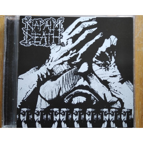Napalm Death / Carcass ¿cd Made In Usa 2004 Live 87/88