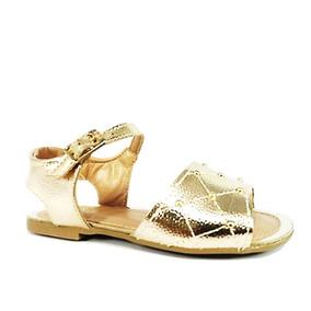 33387f414 Sapato Dourado Bibi Tamanho 21 - Sandálias e Chinelos 21 para ...