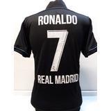 Camisa Polo Real Madrid 2018 Cr7 Cristiano Ronaldo Promoçao