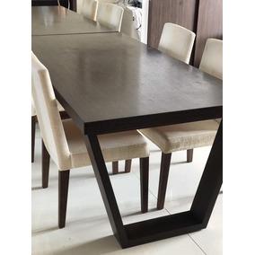 Mesa De Jantar Com 4 Cadeiras Da Florense De Madeira