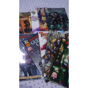 Marvel Especial /panini - 2007-2010