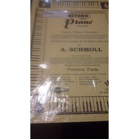 Método Novo Método Para Piano Vol. 1 A. Schmoll (051-cw)