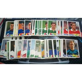 Figurinhas Copa Do Mundo De 1998 - Edição Internac