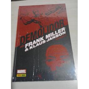 Demolidor Por Frank Miller & Klaus Janson N° 3 Novo Lacrado