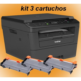 Multifuncional Brother Dcp 2520dw Wifi Toner 6500pag Duplex