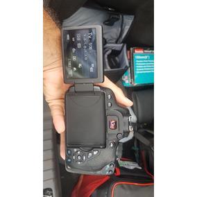 Camera Canon T5i Completa