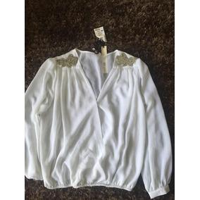Blusa Blanca Chica
