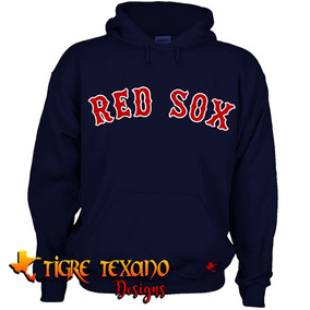 Sudadera Mlb Red Sox Boston Mod.17 Envío Gratis T T Designs