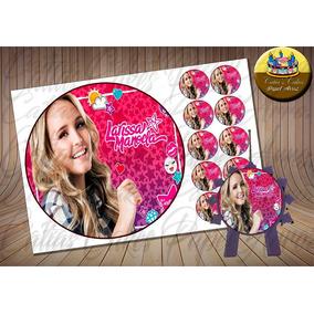 Roupas Da Larissa Manoela - Brinquedos e Hobbies no Mercado Livre Brasil 79a40ea98b