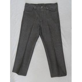 Pantalon Jeans Levis Heritage Gris Talla 38 X 30 L
