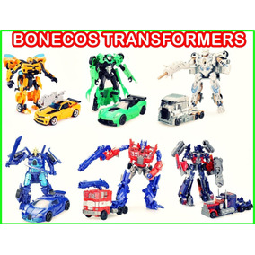 Transformers Bumblebee Optimus Prime Ironhide Megatron Drift