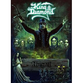Backpatch 28x20 - King Diamond Abigail