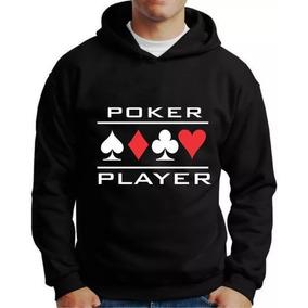 Blusa Moletom De Frio Poker Flayer Cartas Baralho Dama Rei 19835f4ae44