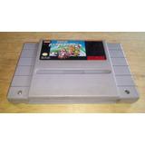Super Mario Kart Super Nintendo Snes