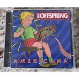 The Offspring - Americana - Cd Original