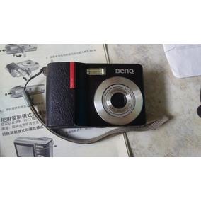 Camara Fotografica Benq Dc850 8 Pixels Con Forro Y Cable